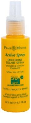 Frais Monde Sun zaščitni losjon za sončenje v pršilu SPF 50+