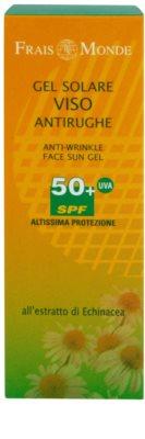 Frais Monde Sun védő gél ránctalanító hatással SPF 50+ 2