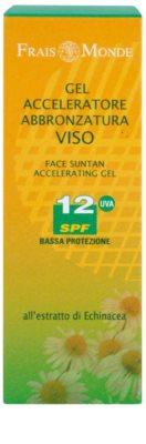 Frais Monde Sun Gel zum besseren Bräunen SPF 12 2