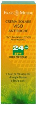 Frais Monde Sun krema za sončenje proti staranju kože SPF 24 2