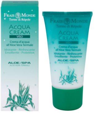 Frais Monde Terme di Répole Aqua hydratační pleťový krém s aloe vera 2