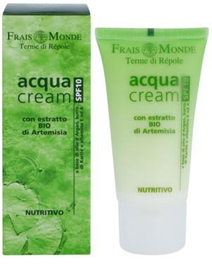 Frais Monde Terme di Répole Aqua crema nutritiva de día SPF 10 1
