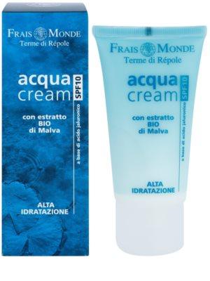 Frais Monde Terme di Répole Aqua hydratisierende Tagescreme SPF 10 1