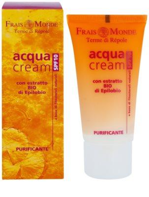 Frais Monde Terme di Répole Aqua nappali krém zsíros bőrre SPF 10 1