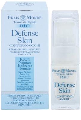 Frais Monde Terme di Répole Defense Skin regenerierendes Fluid für die Augenpartien 2