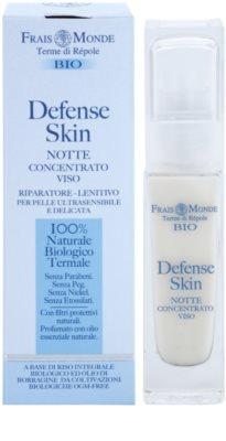 Frais Monde Terme di Répole Defense Skin Nachtserum zur Beruhigung und Stärkung empfindlicher Haut 2