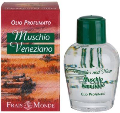 Frais Monde Venetian Musk aceite perfumado para mujer
