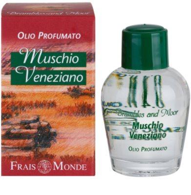 Frais Monde Venetian Musk óleo perfumado para mulheres