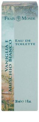 Frais Monde Frais Vanilla And White Musk Eau de Toilette für Damen 4