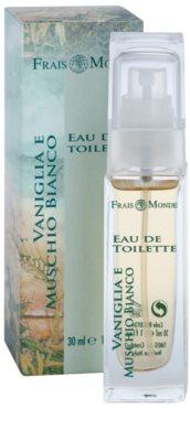 Frais Monde Frais Vanilla And White Musk Eau de Toilette für Damen 1