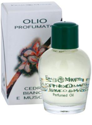 Frais Monde White Cedar And Musk parfémovaný olej pro ženy 1