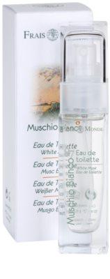 Frais Monde White Musk Eau de Toilette para mulheres 1