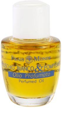 Frais Monde White Musk And Grapefruit parfémovaný olej pro ženy 1