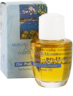 Frais Monde White Musk And Grapefruit parfémovaný olej pro ženy 2