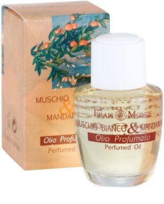 Frais Monde White Musk and Mandarin parfumirano olje za ženske 1