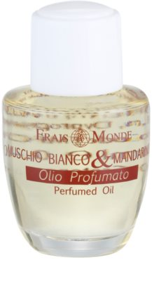 Frais Monde White Musk and Mandarin parfumirano olje za ženske 2