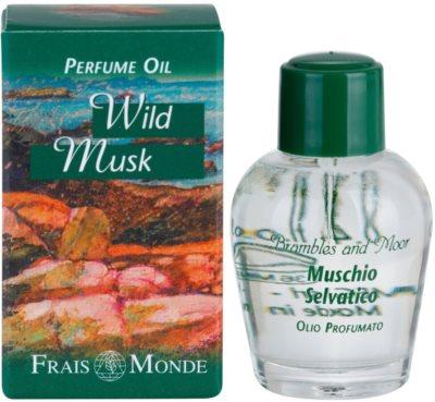 Frais Monde Wild Musk olejek perfumowany dla kobiet