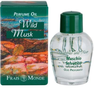 Frais Monde Wild Musk parfümiertes Öl für Damen