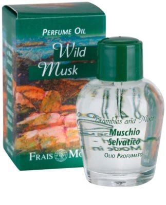Frais Monde Wild Musk parfümiertes Öl für Damen 1