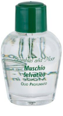Frais Monde Wild Musk parfümiertes Öl für Damen 2