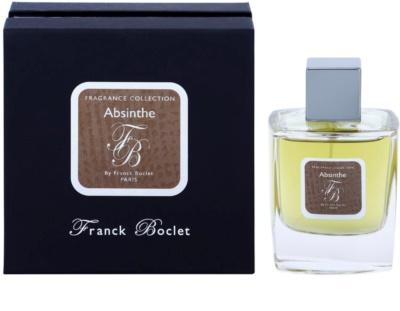 Franck Boclet Absinthe eau de parfum unisex
