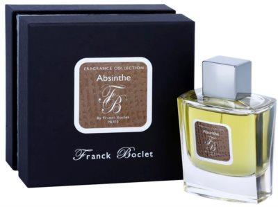 Franck Boclet Absinthe eau de parfum unisex 1