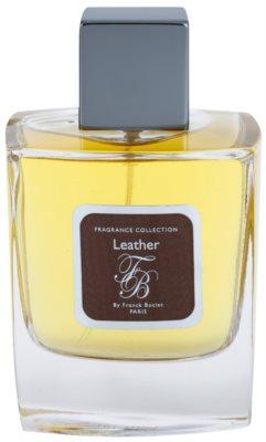 Franck Boclet Leather parfumska voda za moške