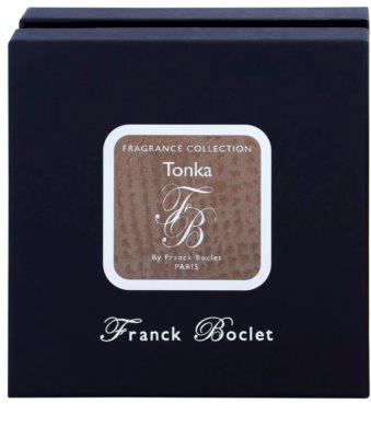 Franck Boclet Tonka eau de parfum férfiaknak 5