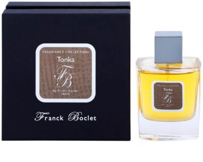 Franck Boclet Tonka eau de parfum férfiaknak