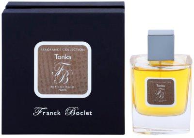 Franck Boclet Tonka eau de parfum para hombre