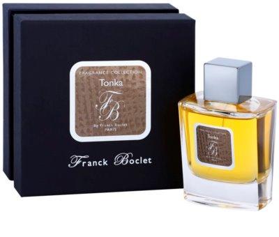 Franck Boclet Tonka eau de parfum férfiaknak 1