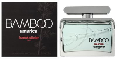 Franck Olivier Bamboo America Eau de Toilette for Men