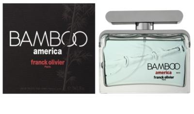 Franck Olivier Bamboo America toaletná voda pre mužov