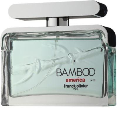 Franck Olivier Bamboo America woda toaletowa dla mężczyzn 2