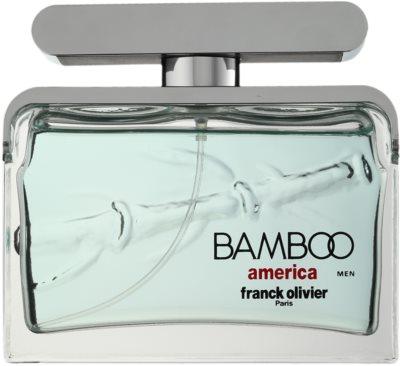 Franck Olivier Bamboo America woda toaletowa dla mężczyzn 3