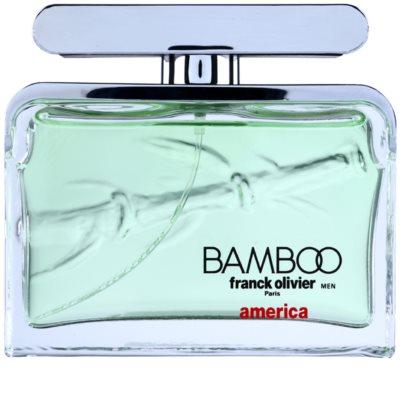 Franck Olivier Bamboo America ajándékszett 2