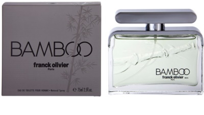 Franck Olivier Bamboo Pour Homme тоалетна вода за мъже