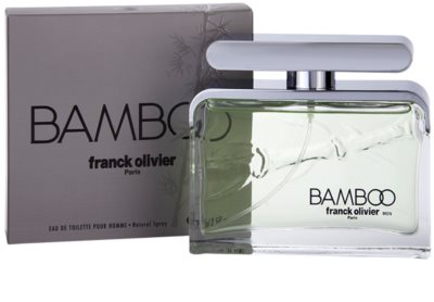 Franck Olivier Bamboo Pour Homme eau de toilette férfiaknak 1