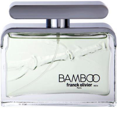 Franck Olivier Bamboo Pour Homme тоалетна вода за мъже 2