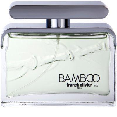 Franck Olivier Bamboo Pour Homme toaletní voda pro muže 2