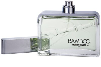 Franck Olivier Bamboo Pour Homme тоалетна вода за мъже 3