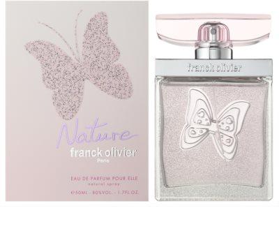 Franck Olivier Nature парфумована вода для жінок
