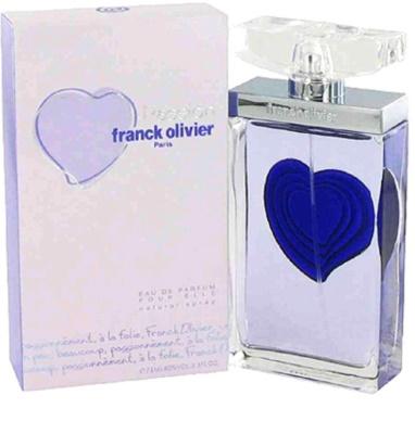Franck Olivier Franck Olivier Passion eau de parfum para mujer