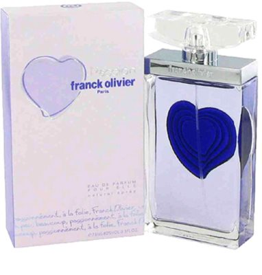 Franck Olivier Franck Olivier Passion parfumska voda za ženske