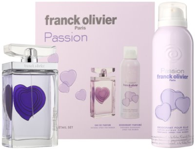 Franck Olivier Passion lotes de regalo