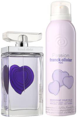 Franck Olivier Passion ajándékszettek 1
