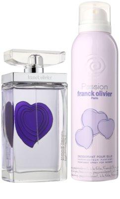 Franck Olivier Passion lotes de regalo 1