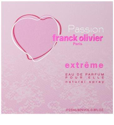 Franck Olivier Passion Extreme Eau de Parfum para mulheres 5