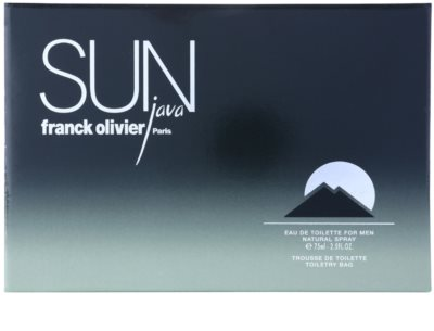 Franck Olivier Sun Java Man Geschenkset 4