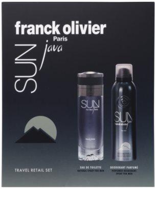Franck Olivier Sun Java Man set cadou 2